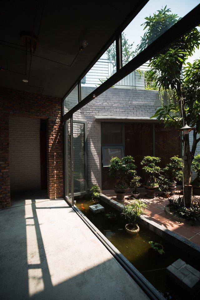 У В'єтнамі створили ідеальний дім, де кожен з сім'ї живе окремо - фото 360486