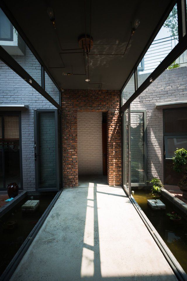 У В'єтнамі створили ідеальний дім, де кожен з сім'ї живе окремо - фото 360492