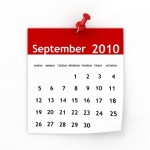 Looking Ahead – Marketing Calendar September 2010
