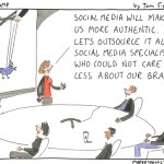 Social Media:  To Outsource Or Not? That Is The Question…