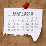 Looking Ahead – Marketing Calendar May 2013