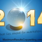 So…What's In Prospect For Marketing In 2014?
