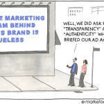 If You Can Fake Marketing Authenticity…