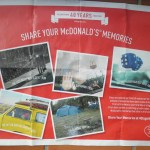 Marketing Observations About McDonald's Anniversaries 2014