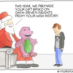 A Selection Of Christmas Marketing Cartoons…