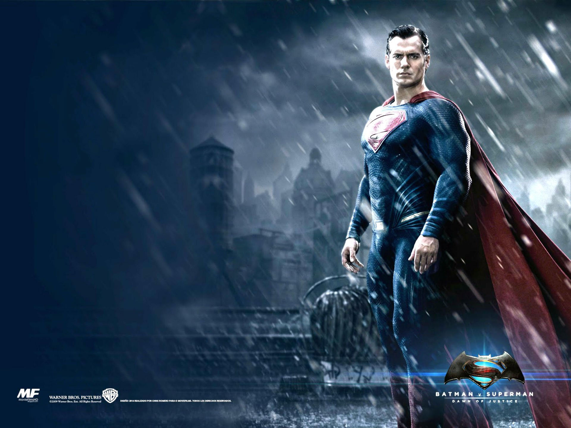 Fonds D'écran Batman Vs Superman Dawn Of Justice Maximumwall