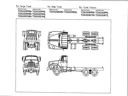 small resolution of nissan tza520 rf8 engine nissan diesel truck