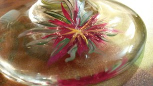 DECORATIVE GLASS ART 4