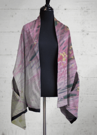 VIDA MULTI-WEAR WRAP (ELEC PINK)