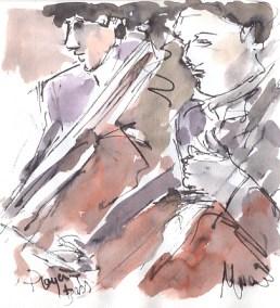 Playing Strauss