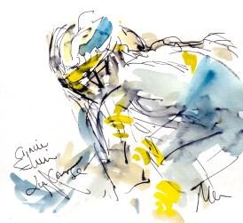 Gracie Elvin, La Course, by Maxine Dodd