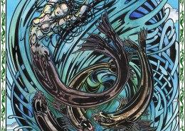 Celtic Oracle Deck (Selkie) - art by Maxine Miller