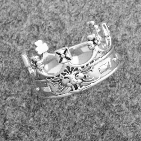 Royal Crown Ducal Coronet Ring: Design by Maxine Miller