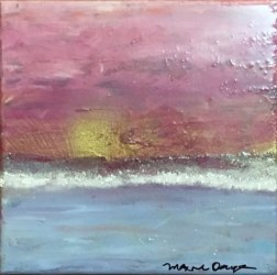 "SOLD, ""Pink Purple harbor Sunrise"" https://www.etsy.com/listing/468979348/pink-and-purple-harbor-sunrise-8-x-8"