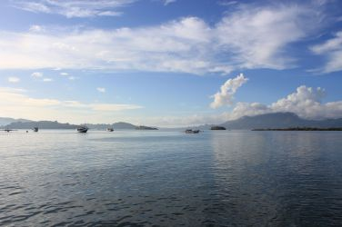 Arriving in Labuan Bajo