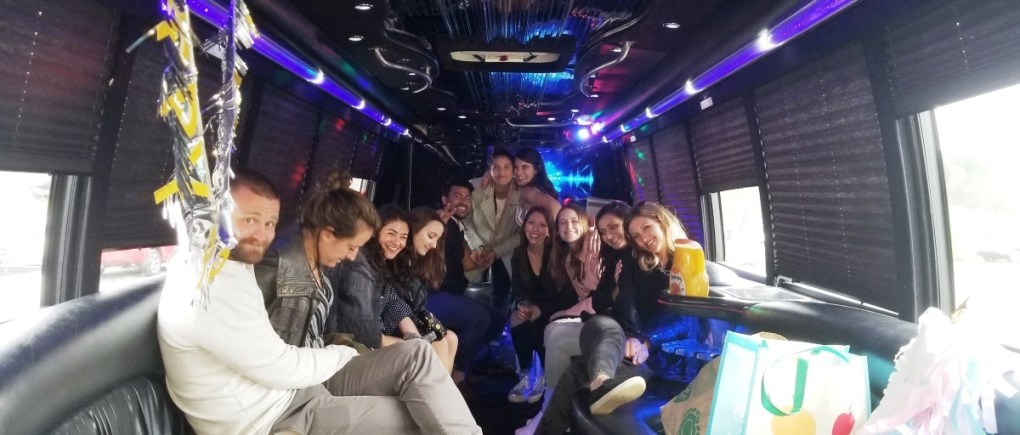 Birthday Party Bus Booking Benefits