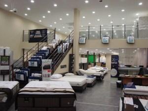 Retail mezzanine floors | mezzanine floor Ireland | mezzanine floors northern Ireland | mezzanine cost per m2 | retail mezzanine floor design |
