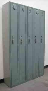1 tier metal school lockers for sale | new school lockers for sale | locker suppliers Ireland - Maxistor