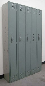 1 tier metal school lockers for sale | new school lockers for sale | locker suppliers Ireland - Maxistor