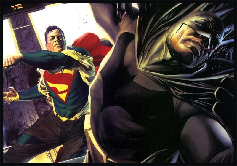 BatmanVsSuperman14 - SupermanGanha