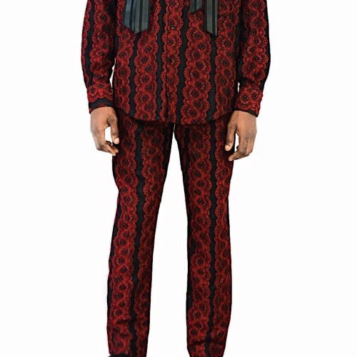 Red-Sparrow-lace-Trouser-front