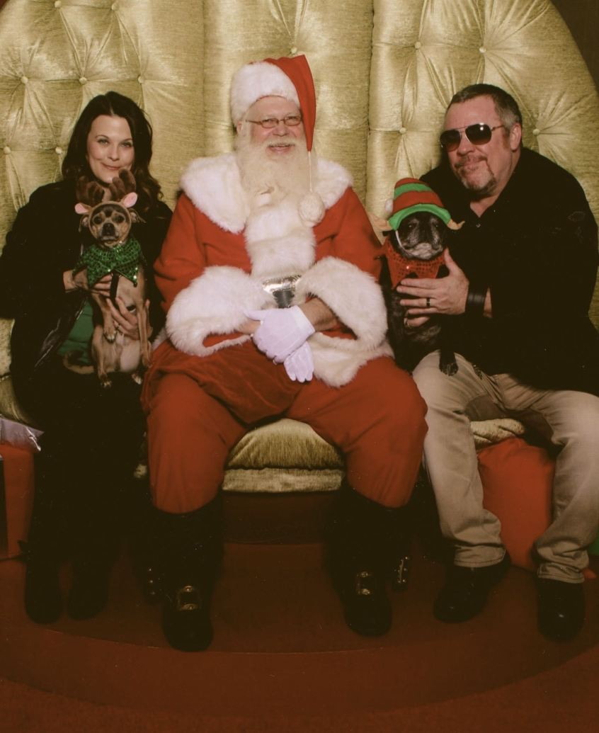 Koch - La May Christmas Foto 2017 ONE Antique