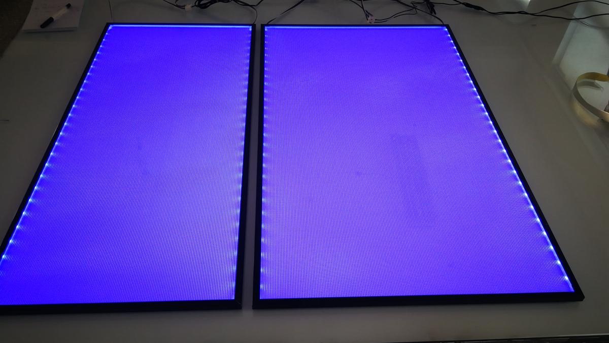 backlight led light panel