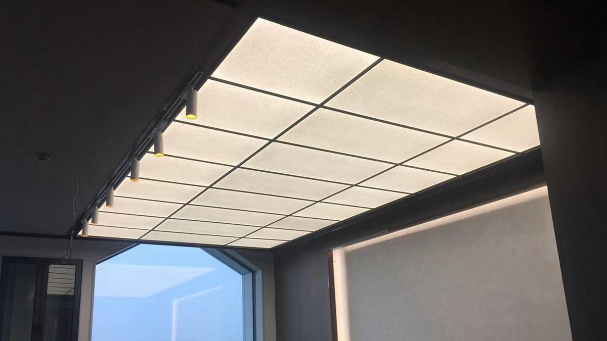 bespoke backlit led light sheet