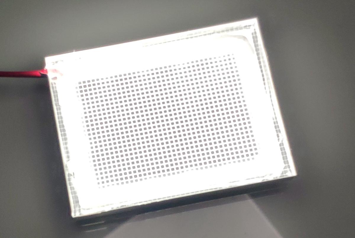 Mini LED Backlit Panel