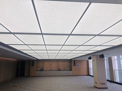 fabric ceiling light