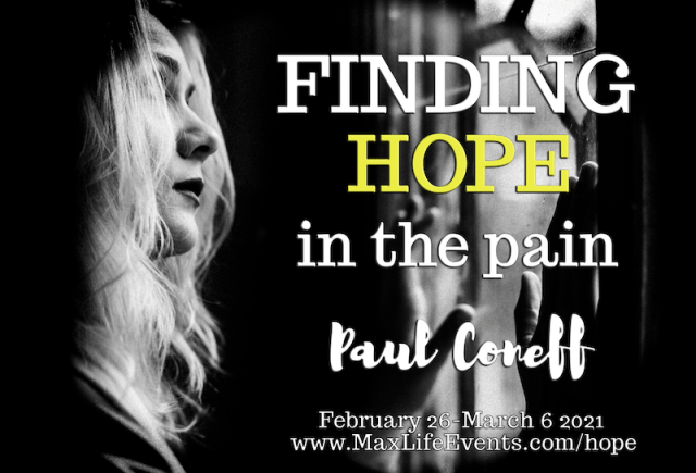 Finding Hope in the Pain