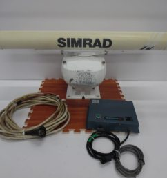northstar simrad 4kw 3 5 antenna add on f 6000i 6100i  [ 901 x 901 Pixel ]