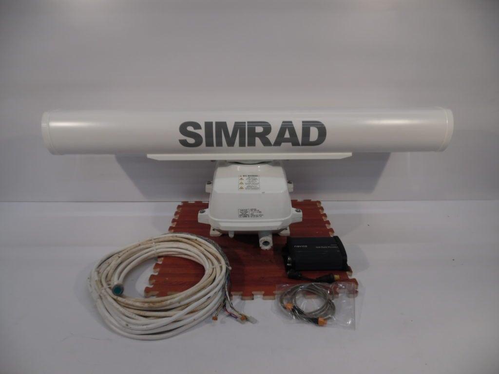 hight resolution of simrad lowrance 6kw 4 hd digital radar open array rdr1064 nse nss nso evo 1 2 3 max marine electronics