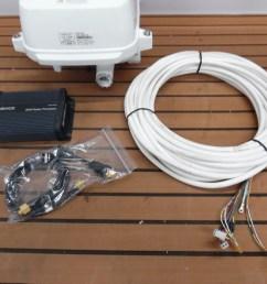 simrad lowrance 6kw tx06s 1 4 hd digital radar open array nse nss nso evo1 2 3 [ 4608 x 3456 Pixel ]