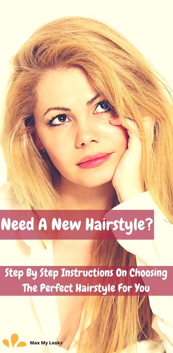 Womens Hairstyle Guide Choosing The Perfect Hairstyle For You