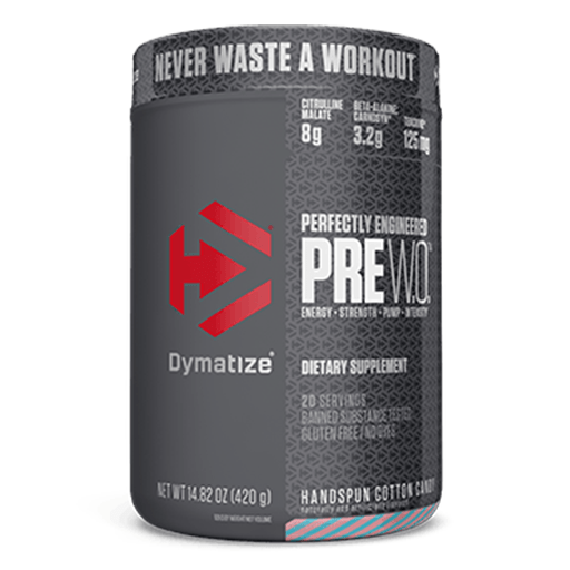 Dymatize Pre Workout - High Instensity Energy   Buy Online