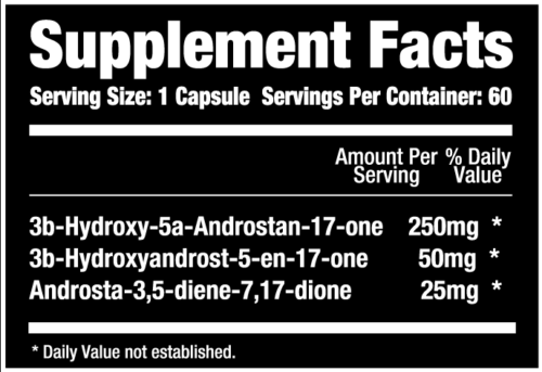 P1N-AndroMass – MAX Nutrition