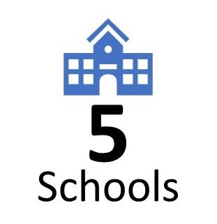 5 Schools