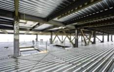 steel decking floor