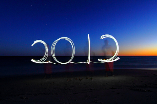 Год 2012
