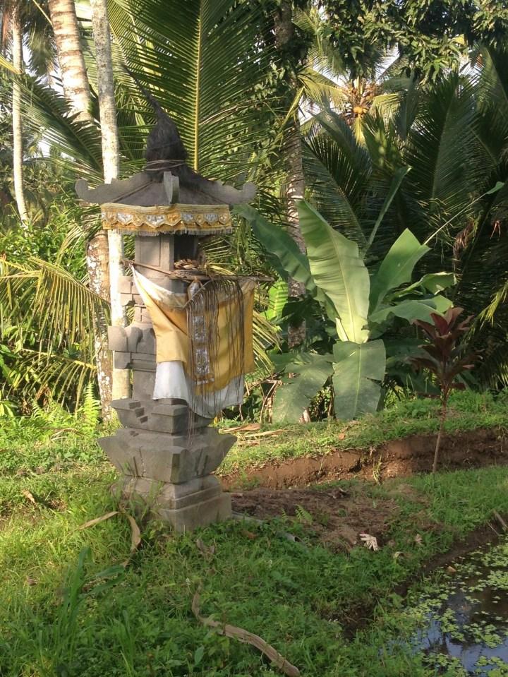 Подношения духам природы, царящим в данной местности - залог высокой урожайности.
