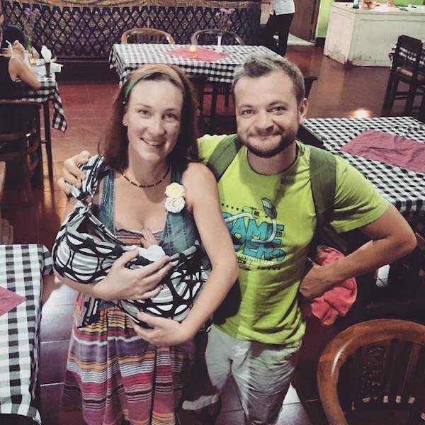 Олеся и Максон