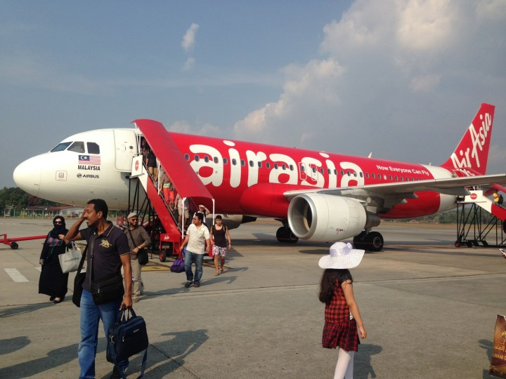 AirAsia Airplane
