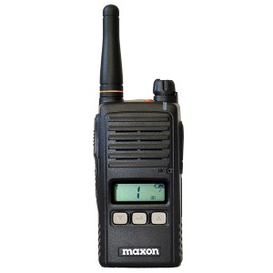 TJ-3000, jobsite radio, hanheld radio, walkie talkie, work radio, maxon radio, TJ-3100, TJ-3400