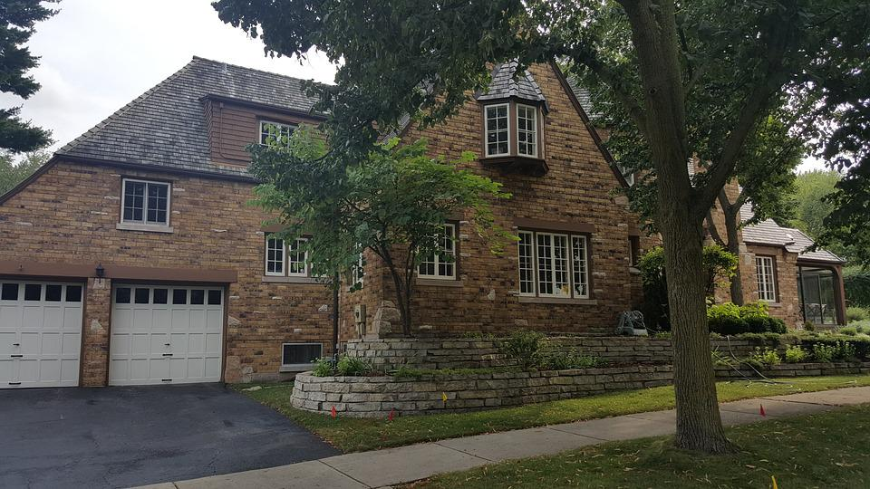 Brick Staining, House, Residential, Curb, Appeal