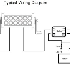 Light Bar Wiring Diagram Without Relay Blank Venn 3 Circles Offroad Lights Into Fogs Or Low Beams Help! - Dodge Cummins Diesel Forum