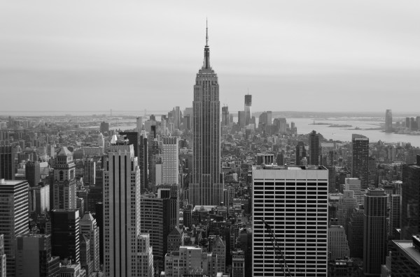 Charm Of Empire State Building York Encounters With Reality
