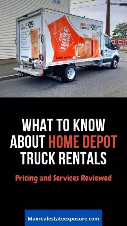Home Depot Box Truck Rental : depot, truck, rental, Depot, Truck, Rental, Prices, Services, Reviewed