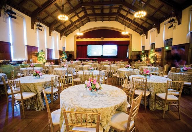 Wedding Receptions Reception Venues In Utah St Regis Deer Valley For Outdoor
