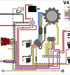 evinrude johnson outboard wiring diagrams mastertech marine 1981 50 hp johnson outboard wiring diagram [ 1500 x 1185 Pixel ]